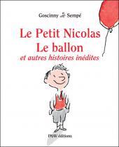 Le petit Nicolas - Le ballon et autres histoires inédites