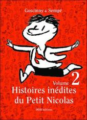 Le petit Nicolas -HS2- Histoires inédites du Petit Nicolas Volume 2
