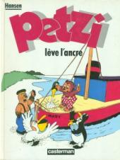 Petzi (Seconde série) -2- Petzi lève l'ancre