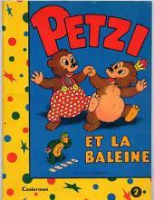 Petzi (Première série) -2- Petzi et la Baleine