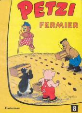 Petzi (Première série) -8- Petzi fermier