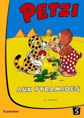 Petzi (Première série) -5- Petzi aux pyramides