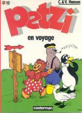 Petzi (Seconde série) -10- Petzi en voyage