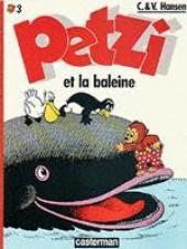 Petzi (Seconde série) -3- Petzi et la baleine