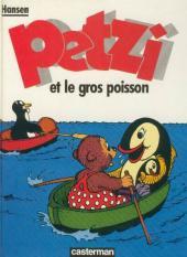 Petzi (Seconde série) -4- Petzi et le gros poisson