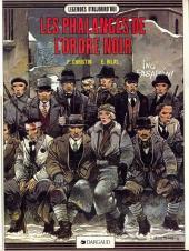 Les phalanges de l'ordre noir -b1986- Les Phalanges de l'Ordre Noir