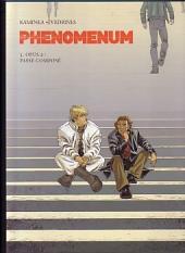 Phenomenum -3TL- Opus2 : Passé Composé