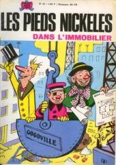 Les pieds Nickelés (3e série) (1946-1988) -61- Les Pieds Nickelés dans l'immobilier