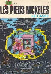 Les pieds Nickelés (3e série) (1946-1988) -98a- Le casse des Pieds Nickelés