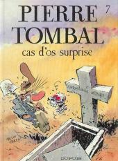 Pierre Tombal -7- Cas d'os surprise