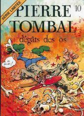 Pierre Tombal -10SL- Dégâts des os