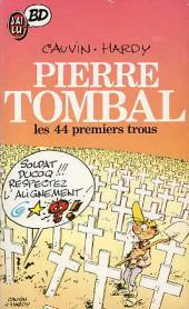 Pierre Tombal -1Poch- Les 44 premiers trous