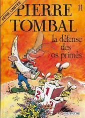 Pierre Tombal -11SL- La défense des os primés