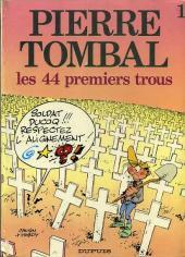 Pierre Tombal -1a1987- Les 44 premiers trous