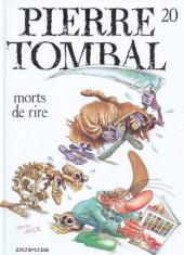 Pierre Tombal -20- Morts de rire