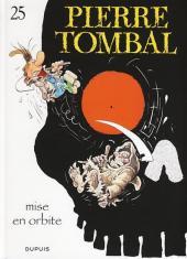 Pierre Tombal -25- Mise en orbite