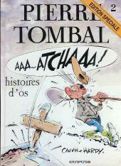 Pierre Tombal -2ES- Histoires d'os