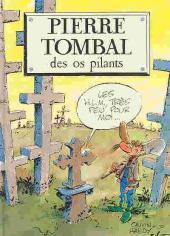 Pierre Tombal -4FL- Des os pilants