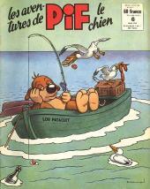 Pif le chien (3e série - Vaillant) -6- 3e série T.6