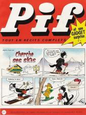 Pif (Gadget) -5- Numéro 5