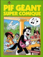 Pif Géant Super Comique -2- Destination gad et suite