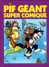 Pif Géant Super Comique -3- Là haut sur la montagne et suite