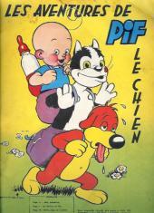 Pif le chien (2e série - Vaillant)