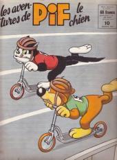 Pif le chien (3e série - Vaillant) -10- 3e série T.10