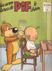 Pif le chien (3e série - Vaillant) -11- 3e série T.11