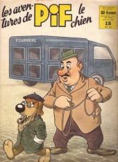 Pif le chien (3e série - Vaillant) -15- 3e série T.15