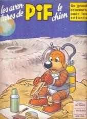 Pif le chien (3e série - Vaillant) -16- 3e série T.16