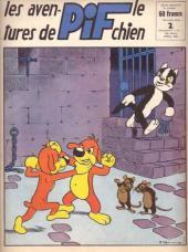 Pif le chien (3e série - Vaillant) -2- 3e série T.2