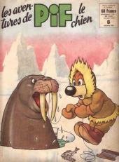 Pif le chien (3e série - Vaillant) -8- 3e série T.8