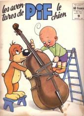 Pif le chien (3e série - Vaillant) -9- 3e série T.9