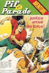 Pif Parade Aventure -11- Pif parade aventure n°11