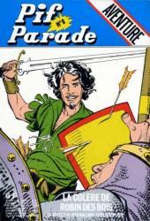 Pif Parade Aventure -8- Pif Parade aventure