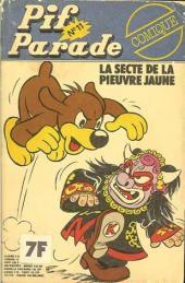 Pif Parade Comique -11- La secte de la Pieuvre Jaune