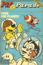 Pif Parade Comique -7- Pour une planète