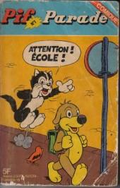 Pif Parade Comique -1- Attention! Ecole!
