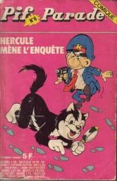 Pif Parade Comique -6- Hercule mène l'enquête