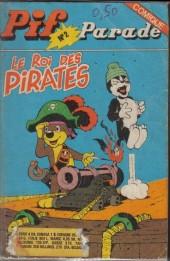 Pif Parade Comique -2- Le roi des pirates