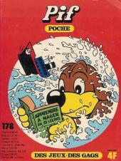 Pif Poche -178- Apprendre à nager en 20 leçons
