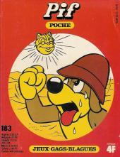 Pif Poche -183- Pif Poche n° 183