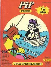 Pif Poche -204- Pif et Hercules navigateurs