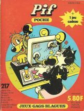 Pif Poche -217- Les jeux électroniques