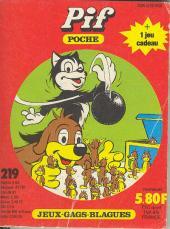 Pif Poche -219- Pif poche n° 219