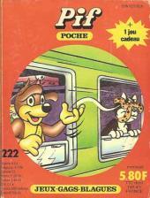 Pif Poche -222- Ne loupez pas le train!