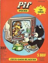 Pif Poche -223- Télévision