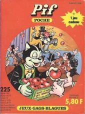 Pif Poche -225- Moi, j'aime le music-hall