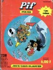 Pif Poche -228- Pif Poche n° 228
